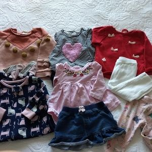 Other - 12-18m Baby Girl Spring Bundle/all the necessities